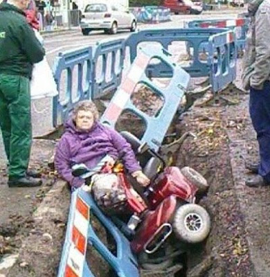 Accidents - pics only Mobility