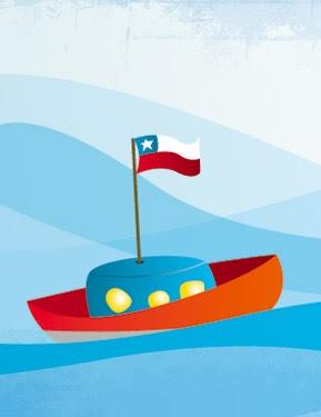 Espacio geogr fico el recurso marino en nuestro pa s el mar de chile a punto de constituirse - Mes del crucero ...