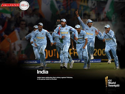 Cricket Wallpapers: ICC T20 World Cup Wallpapers