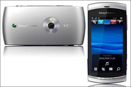 Sony Ericsson Vivaz U5i Manual