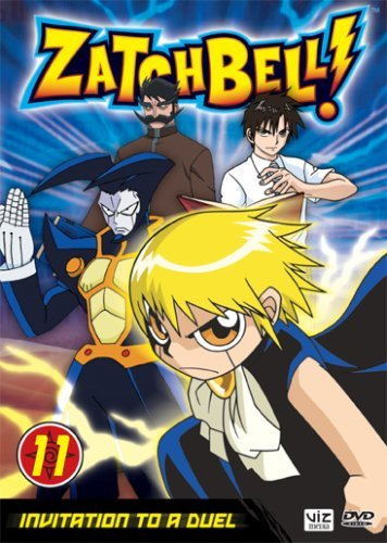Kaji Rois Blogs Zatch Bell Cartoon Photos And Wallpapers