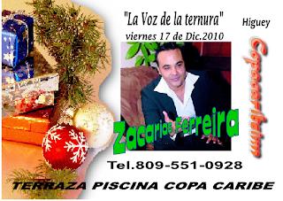 Zacarias Ferreira - 17 de Dic. 2010