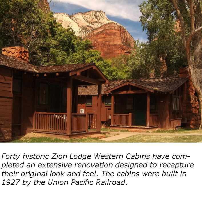 view zion lodging majestic lodge park near cabin cabins national decorations