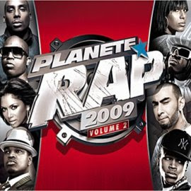 Cd Planete Rap 2009 Vol.2