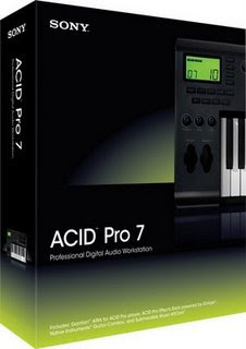 Download Sony ACID Pro 7.0d