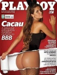 Download Playboy Cacau BBB10 Abril 2010