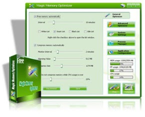 Download - Magic Memory Optimizer v8.1.1.0089