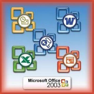 Microsoft Office 2003 Completo e super compacto (50 mb)