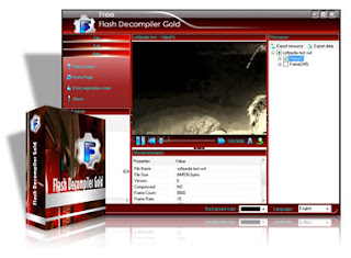 Flash Decompiler Gold v2.0.4.1204