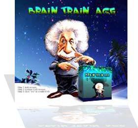 Brain Train Age (Exercicio para o cérebro) - PC