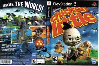 Download - Chicken Little | PS2 | NTSC