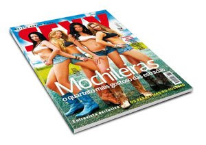 Download - Revista Sexy - As Mochileiras - Abril 2009