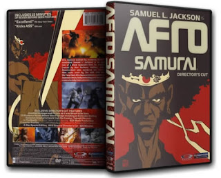 Baixar - Afro Samurai - Temporada Completa