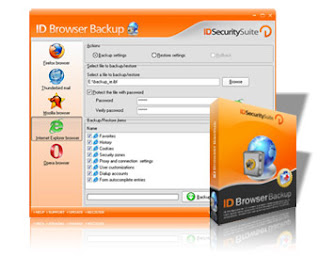 Baixar - ID Browser Backup 1.2