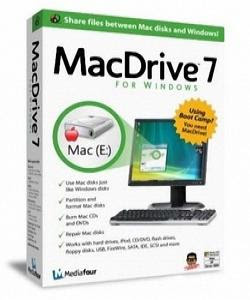 Download MacDrive 10
