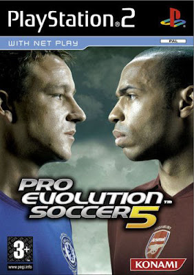 Download - Pro Evolution Soccer 5 - PS2