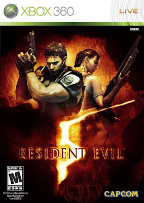Download   Resident Evil 5   Xbox 360