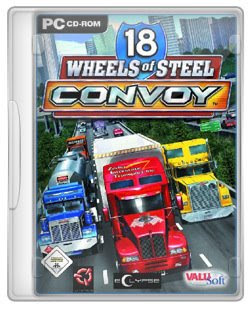 Baixar   18 Wheel of Steel Convoy   PC