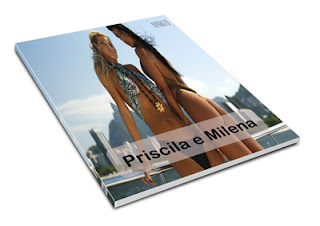 Download - Paparazzo - Priscila Pires e Milena BBB9 - Abril 2009