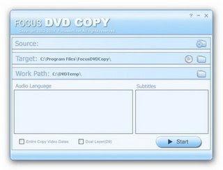 Focus DVD Copy 1.9
