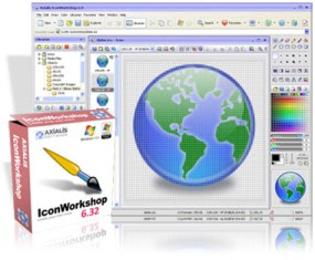 Baixar - Axialis IconWorkshop Professional v6.3