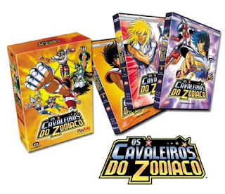 Download - OS CAVALEIROS DO ZODÍACO  (Todas Temporadas)