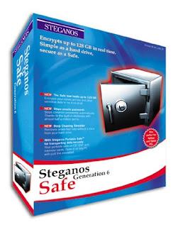Steganos Safe Professionnal - 2009