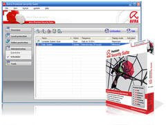 Avira Premium Security Suite 8.1.00.206 + Licence key 2009