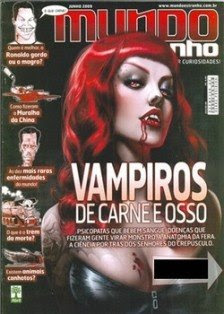Revista Mundo Estranho - Junho 2009