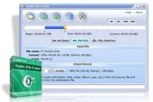 Audio File Cutter v3.40