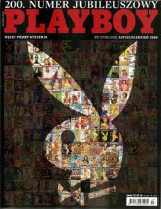 Rabbit Head  Playboy Polônia   Julho 2009