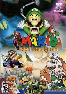 Mario Collection   PS2