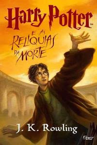 Livro - Harry Potter e as Reliquias da Morte