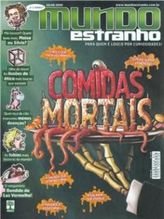 Revista Mundo Estranho Julho 2009