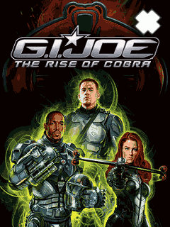 Jogo celular - G.I.JOE : The Rise of Cobra