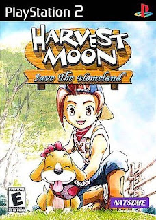 Download   Harvest Moon: Save the Homeland   PS2