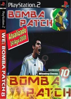 Download - WE 10 Bomba Patch 8 - Ps2
