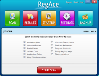 Download - RegAce 1.0