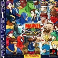 Download Marvel vs Capcom   Ps1