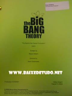 Download - The Big Bang Theory 3ª Temporada Dublado