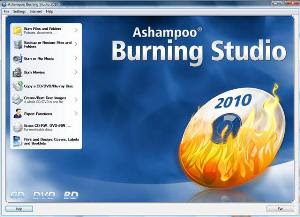 Download   Ashampoo Burning Studio 2010