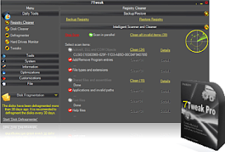 Download - 7Tweak 1.4