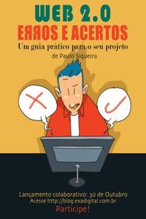 Download - Livro Web 2.0 Erros e Acertos (Paulo Siqueira)