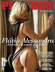 Download Playboy Flavia Alessandra (12/2009)