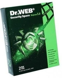 Download Dr.Web Security Space 10.1.1 + Licença