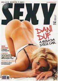 Download Revista Sexy Dani Duf Setembro 2010