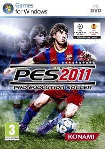 Download Pro Evolution Soccer 2011 (PES 11)   PC