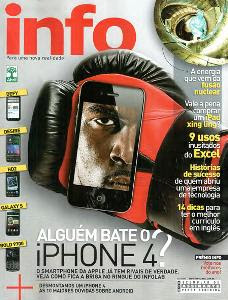 Download Revista Info Exame Outubro 2010