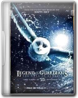 Download Filme A Lenda dos Guardiões Dvdrip