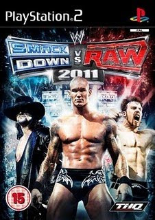 Download WWE Smackdown vs. Raw 2011 (PS2)